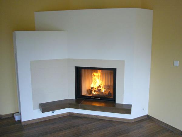 Moderner Groser Kamin | Badezimmer U0026 Wohnzimmer, Wohnzimmer Design
