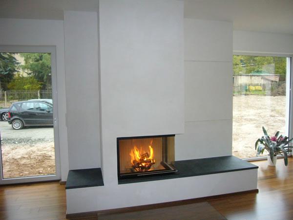 kamin chemnitz zweiseitiger speicherkamin mit aufsatzspeicher und schieferplatten. Black Bedroom Furniture Sets. Home Design Ideas